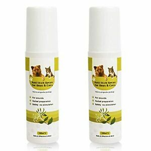 Anti Itch Hydrocortisone Hot Spot Treatment Spray for Dogs & Cats