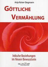 GÖTTLICHE VERMÄHLUNG - Anja Kaiser-Stegmann BUCH - NEU