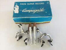 Vintage Italy Campagnolo  Super Record Brakes NEW In Box .