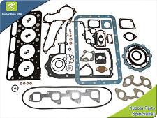 New Kubota V1702-DI Full Gasket Kit