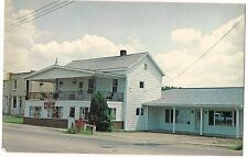 Amish Country HELPING HANDS QUILT SHOP Store Berlin OHIO Postcard OH