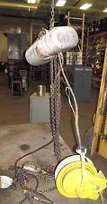 Lodestar Chain Hoist Model-R Speed 8 FPM 1HP 115Volts 14Amps 1Phase 41461WVS