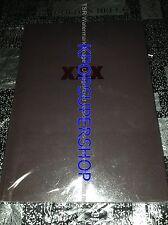 Exo Kai Studio J 1st Project XXX Photobook Poster New KPOP Exo-K Exo-M Rare OOP