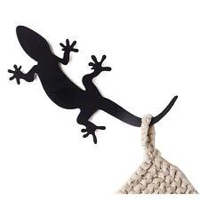 Artori Design Gecko Rack Hook Kitchen Towel Holder Hanger Metal Black Home Gift