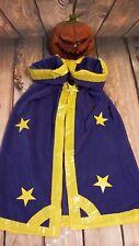 Castle Clash Game Pumpkin Duke Heroes Mask Purple Cape Halloween Costume Geek
