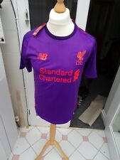 With tags! Liverpool 2018/19 Away Shirt