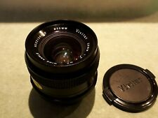 Vivitar 28mm f2, excellent condition, fast prime lens, mount type not known