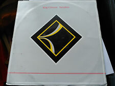 MAXI 12'' KING CRIMSON - SLEEPLESS - EG UK 1984 VG+