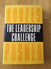 The Leadership Challenge by James Kouzes and Barry Posner (1996 Paperback) VGC