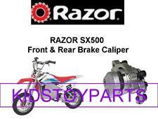 RAZOR SX500 Dirt Rocket Brake Caliper W/PADS