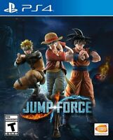 Jump Force for PlayStation 4 [New Video Game] PS 4