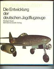 DEUTSCHE LUFTFAHRT # 4 - Development of German Fighters, Kosin,  HBdj VG