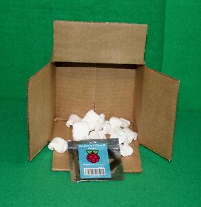Raspberry Pi Zero W Board 1GHz CPU 512MB RAM + WIFI & Bluetooth SHIPS IN BOX!