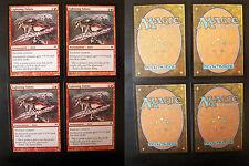 4x Lightning Talons - Shards of Alara