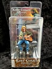 2006 NECA NIRVANA KURT COBAIN UNPLUGGED COLLECTABLE ACTION FIGURE