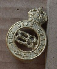 Edward VIII The life guards Cap Badge Good quality Restrike Copy Badge
