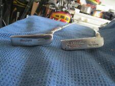 MacGregor 2 Club Jack Nicklaus Flanged Blade JN100 & Autograph 812 Putter Set