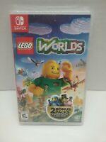 Brand New  LEGO Worlds (Nintendo Switch, 2017)