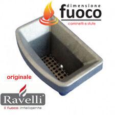 BRACIERE CROGIOLO ORIGINALE RAVELLI ECOTECK STUFA RV100 HR100 HRV120 R1000 - 100