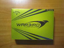 NEU! Original Callaway Warbird Golfbälle Schnäppchenpreis! 0,83 €/Stk - OVP