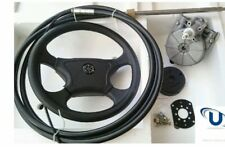 Boat Steering Kit14FT (4.26metre) Cable Teleflex Ultraflex Compatible Multiflex