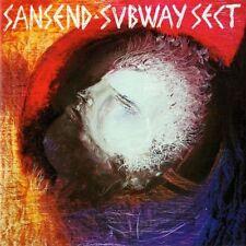 SUBWAY SECT - SANSEND (New & Sealed) CD Vic Godard