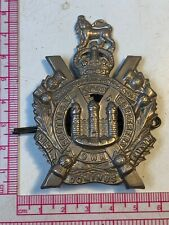More details for ww1 / ww2  british army kings own scottish borderers cap badge (large)