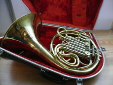 Amati Double French Horn with case. Missing mouthpiece