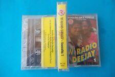 """FIORELLO E MARCO BALDINI """"W RADIO DEE JAY 1"""" MUSICASSETTA NUOVA SIGILLATA"""