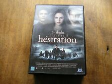 "DVD,""TWILIGHT,chapitre 3,HESITATION"""