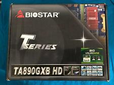 Biostar TA890GXB HD Motherboard T-series Socket AM3 Dual Ch. DDR3 HDMI SATA x6