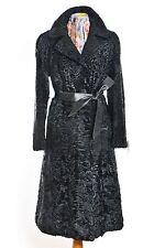SWAKARA Persianer Pelz Mantel Nerz Astrakhan Fur coat Pelliccia Fourrure Piel