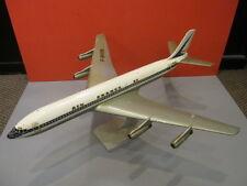ALL ORIGINAL EXTRA LARGE BOEING 707 AIR FRANCE AGENCY DESK MODEL