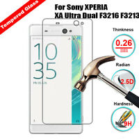 Premium 9H Tempered Glass Screen Protector Film For Sony XPERIA XA Ultra Dual