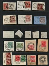 Penicuik, Midlothian, 21 pieces with postmark interest.
