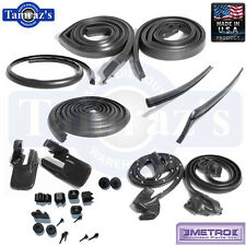 1968 for GM F Body Weatherstrip Seal Kit 11 Pieces Hardtop New