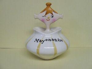 RARE/VHTF Holt Howard Pixieware Mayonnaise Jar (1959)