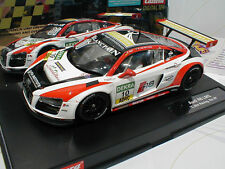 Rennbahnen & Slotcars von Audi im Maßstab 1:24 Modellbau