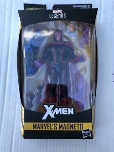 Marvel Legends - 6 In - Magneto - Apocalypse Series - MOC