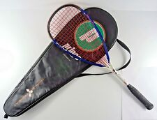 Prince Power Fan Rage Graphite Squash Racquet with Case