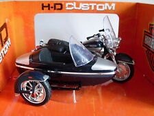 Maisto - Harley Davidson 1958 FLH Duo Glide Sidecar Model Scale 1 18