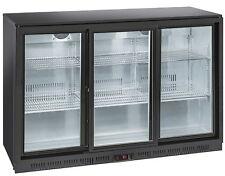 Vetrina refrigerata frigorifero frigo 3 porte Scorrevoli  Bibite Bar Ristorante