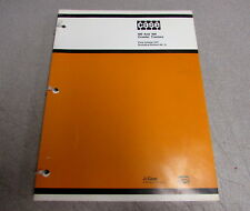 Case 400 and 500 Crawler Tractors Parts Catalog Manual 1047