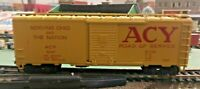 HO scale Athearn  ACY boxcar serving Ohlo   ACY  3247   vintage