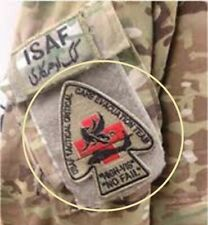 Combat Casualty Response Air Force Special Tactics Critical Care Patch: HIGH-VIG