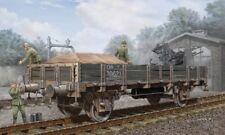 Trumpeter 1/35 WWII German Army Gondola Railcar (Low Sides) TRP1518
