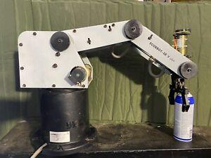 SCORBOT-ER V 5 ESHED ROBOTEC ROBOT & Controller