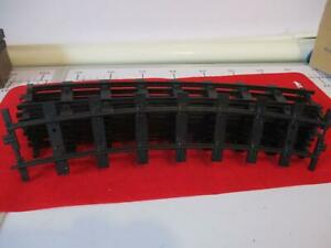 MAMOD LIVE STEAM ACCESSORY CURVED TRACK X 8 VERY GOOD CONDITION NO DAMAGE MINT