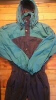 Helly Hansen Vintage Helly-Tech One Piece Ski Suit Pants Snowboard