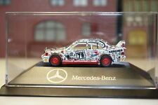 """MB 190 E 2.5-16 """"Mercedes-Benz Collection"""" in PC-Box   (Herpa /H/Hö/PC 254-55"""